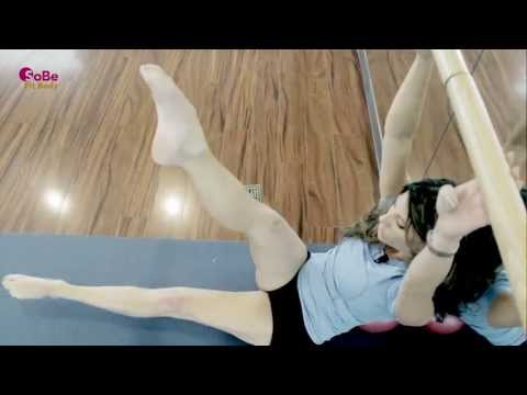 """10 Minute """"Absolut Barre"""" Workout - Yoga, Barre, Pilates Classes in Miami Beach"""