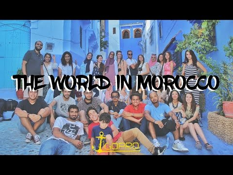 Washere #5 - The world in Morocco.