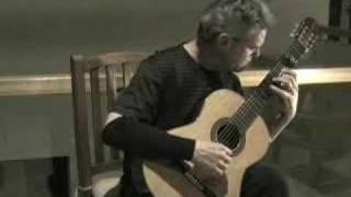 Raúl Calderón playing Courante I by Michael Praetorius