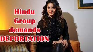Hindu group demands Sunny Leone