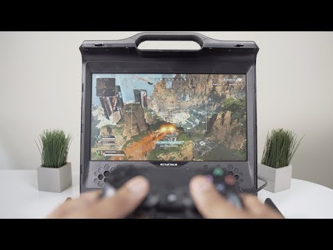 Portable Xbox/PS4 Gaming! - GAEMS Sentinel Review