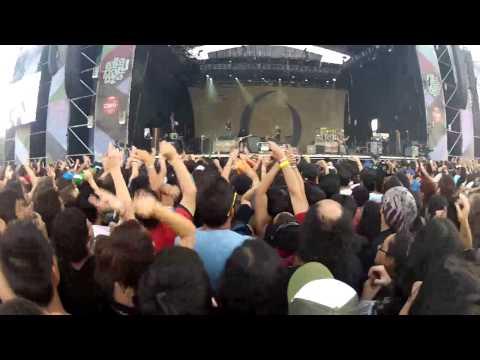 A Perfect Circle - Lollapalooza Chile 2013  [Full y en HD]