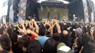 A Perfect Circle - Lollapalooza Chile 2013  [Full y en HD]