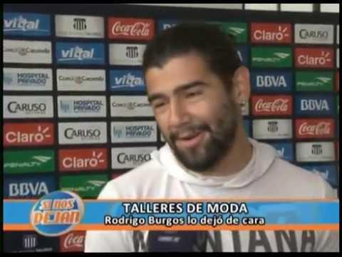 La respuesta de Rodrigo Burgos a Ivo Chaves