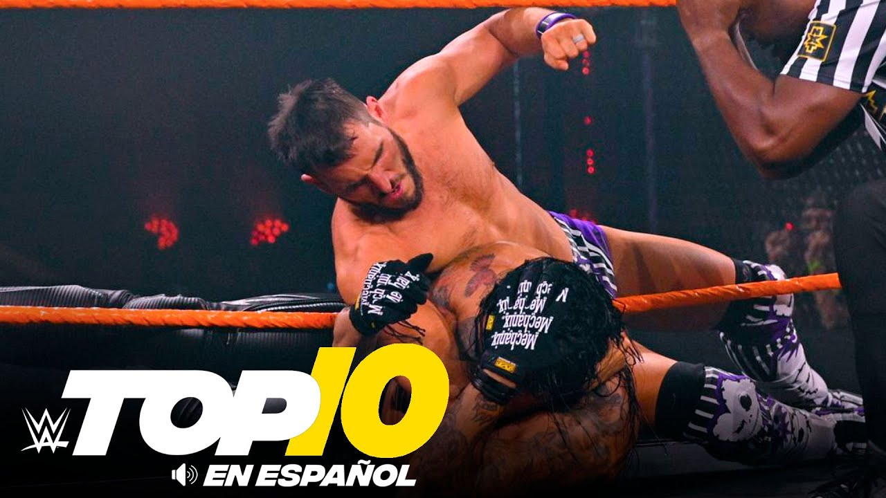 Top 10 Best NXT Spanish Moments: WWE Top 10, Oct 28, 2020