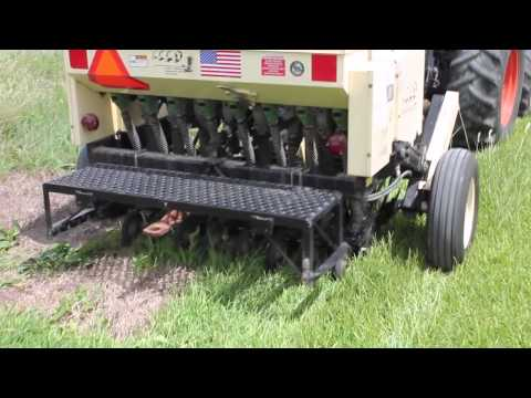 Seed Drilling With A No-till Drill With Jim Willis