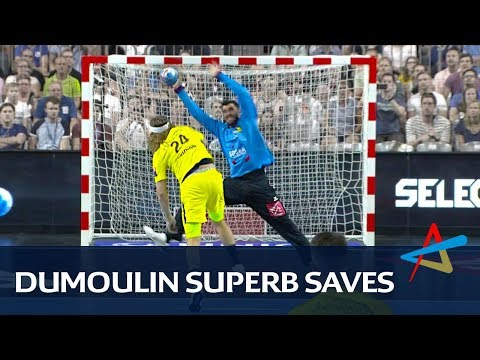 Superb Last Minutes Saves - Commentator goes Crazy | VELUX EHF FINAL4 2018