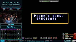 AGDQ2020 - Games Done Quick | The Legend of Zelda Link to the Past Randomizer Crowd Control by Andy