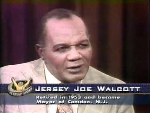 Joe Louis vs Jersey Joe Walcott, I & II