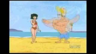 Baixar Johnny Bravo does the monkey to Megaman Techno.flv
