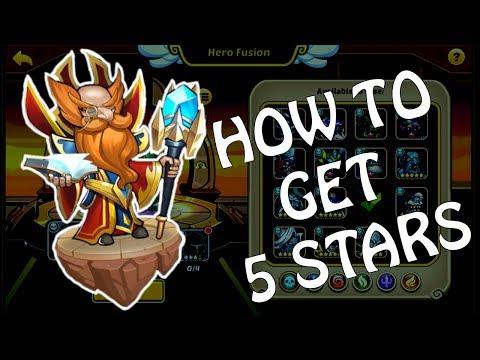 IDLE HEROES - HOW TO GET 5 STAR HEROES