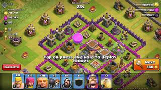 Clash Of Clan In Hindi 300000 Coins Loot