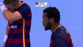 FC Barcelona Lassa vs. Fraikin BM Granollers - Spain: Handball Super Copa - Full Match 02.09.2015