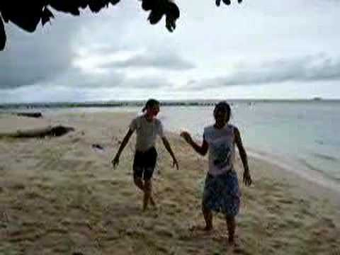Gymnastics in MIcronesia