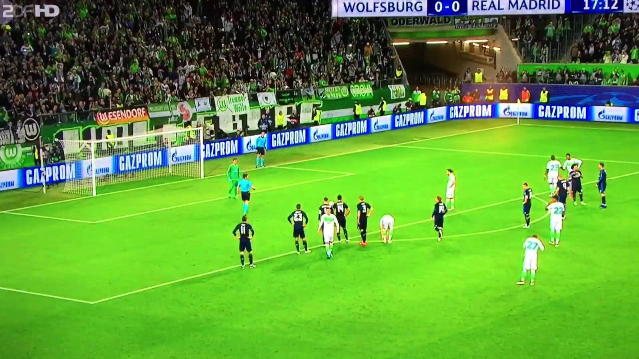 Vfl Wolfsburg Real Madrid
