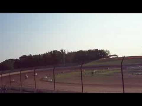 Charter Raceway Park - Heat 1 - Legends