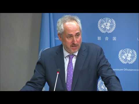 Burundi rallies alarm OHCHR & other topics (18 April 2017)