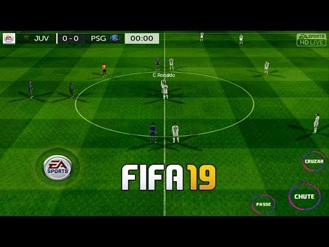 FTS 19 MOD FIFA 19 Edition Android Offline 350MB Best Graphics