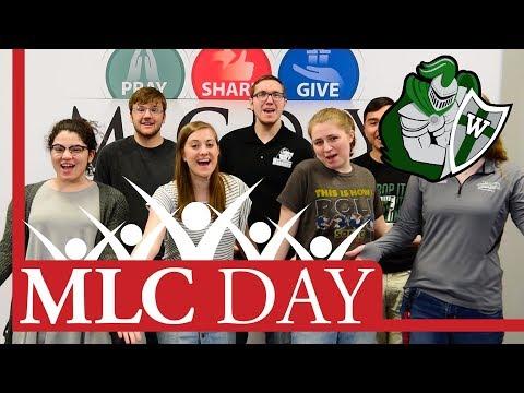 West Lutheran High School Alumni MLC Day Shoutout