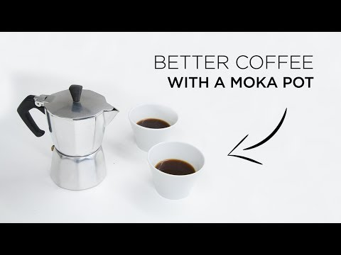 How To Make Better Coffee with a Moka Pot | ECT Weekly #025
