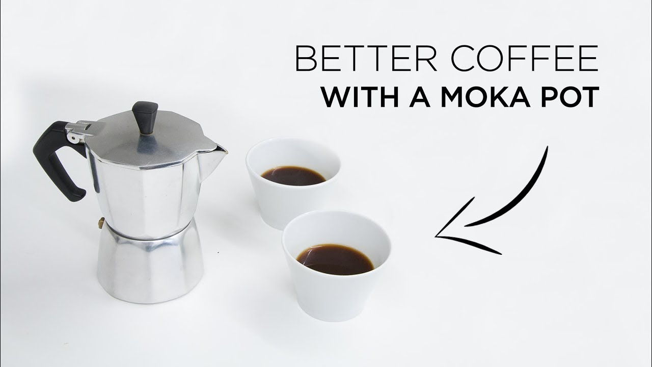 How To Make Better Coffee With A Moka Pot Ect Weekly 025
