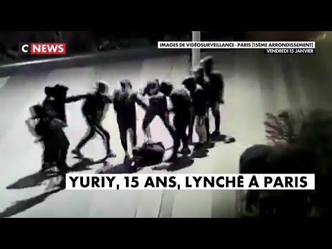 Paris : le jeune Yuriy commence à se réveiller après son passage à tabac