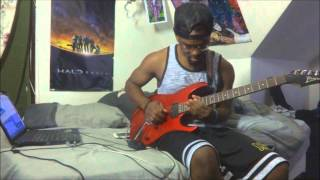 Mary Jane - Rick James Guitar Cover by Sh3lz123