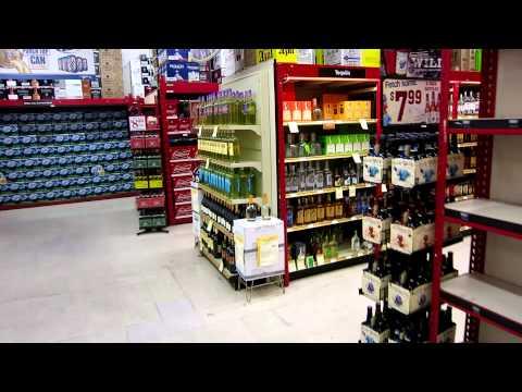Big Liquor Store in Delaware