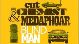 Cut Chemist & Medaphoar - Blind Man (Rap Version)