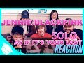 Download Video JENNIE & BLACKPINK REACTION: SOLO & AS IF ITS YOUR LAST (마지막처럼)
