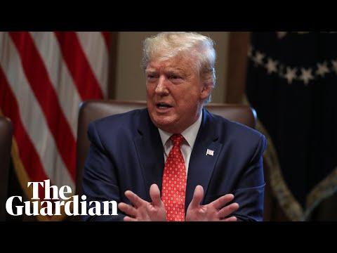 Donald Trump denies heart attack sparked sudden hospital trip