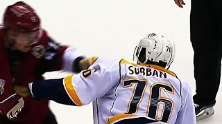 Gotta See It: Subban sticks up for teammate by taking on Crouse