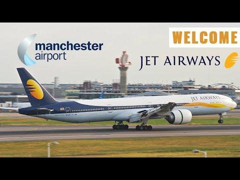 Jet Airways LAUNCHES Manchester-Mumbai Flights!