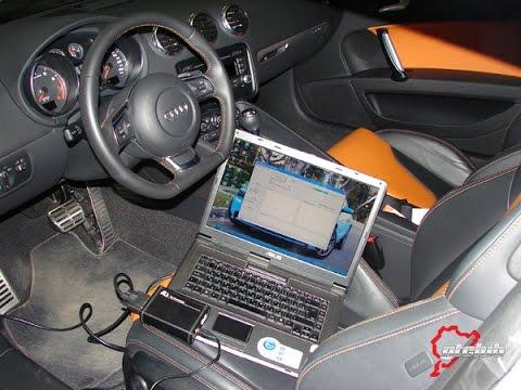 Как прошить машину самому через ноутбук