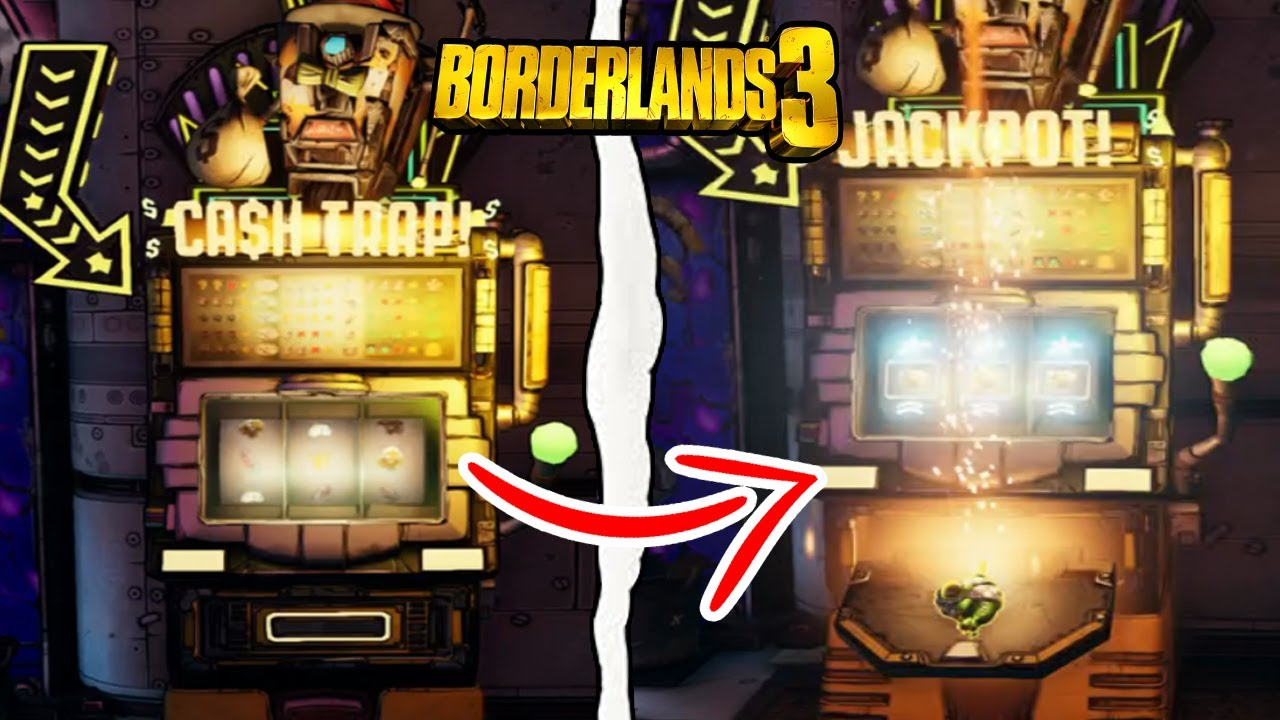 Borderlands 3 Slot Machine Odds