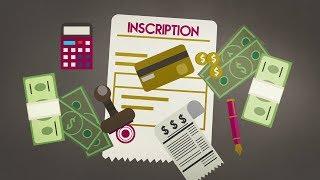 Bons plans pour les études - Frais d'inscription et frais didactiques