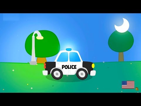 МУЛЬТИКИ. Полицейские машинки. Машинки для детей. Все серии подряд. Развивающие мультфильмы