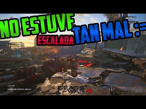 Gears of War 4 | Escalada Competitivo | no estuve tan mal🙃💥 | #18