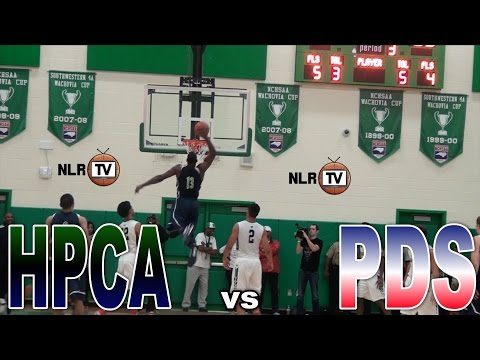 Providence Day vs High Point Christian Academy: FULL GAME HIGHLIGHTS Charlotte Hoops Challenge!