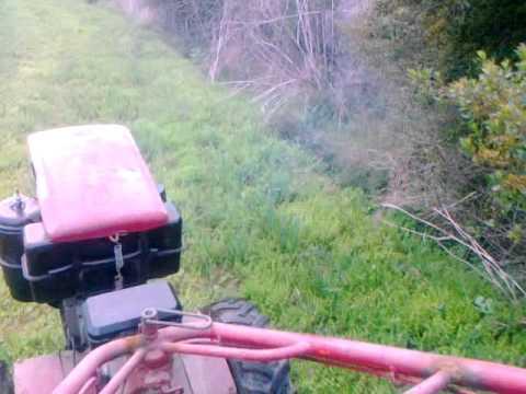 Motozappa diesel youtube for Youtube motozappa