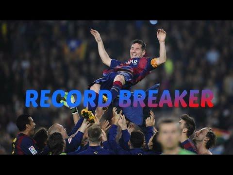 Lionel Messi - Record Breaker 2014/2015 | Motivational (HD)