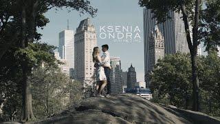 Ondrej a Xenia - svatební video