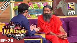 Baba Ramdev's Special Comment On Kapil's Show – The Kapil Sharma Show - 22nd Jan 2017