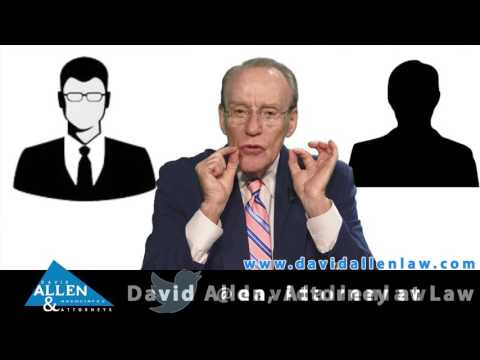 David Allen Legal Tuesday: The Importance of Credibility in a Trial