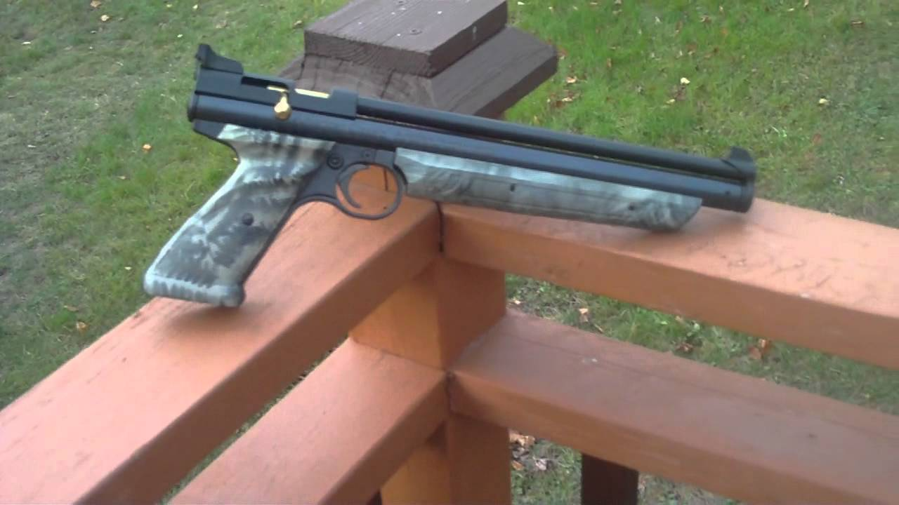 Brand new Camo Crosman 1377 for sale its now sold MOV