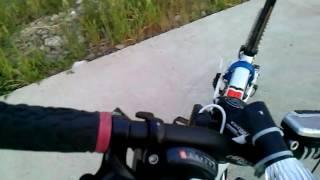 Велофара и аккумулятор своими руками.