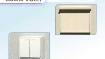 pose et r glage de volet roulant lectrique youtube. Black Bedroom Furniture Sets. Home Design Ideas