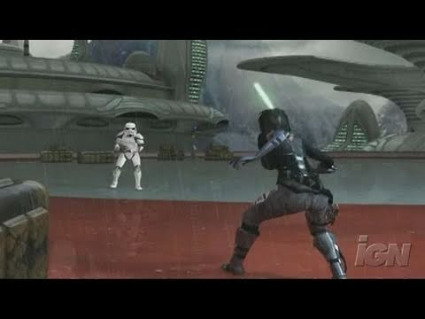Star Wars: The Force Unleashed PlayStation 3 Trailer -