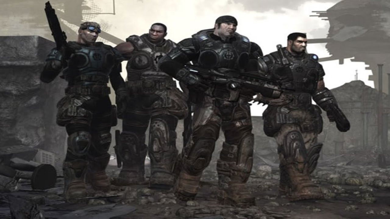 wallpapers de gears of war ultimate edition