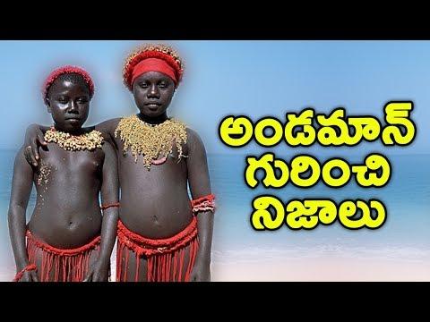 అండమాన్ దీవులు గురించి నిజాలు || Shocking Facts of Andaman Islands || Telugu Interesting Facts